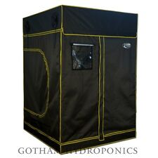 "60""x 60"" x 84"" Mylar Lighthouse Hydroponics Grow Tent Room 5'X5'X7'  Large T007"