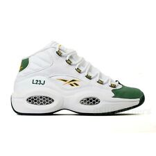 "Reebok x Packer Question Mid ""For Players Use Only"" LeBron Men's Shoes V53579"