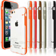 Ultra Slim Transparent Crystal Thin Hard Case Back Cover For Apple iPhone 5c