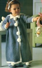 KNITTING PATTERNS PREMATURE BABY BOY GIRL UPTO TEENS CARDIGANS SWEATERS SETS V4