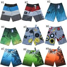New Mens Surf Boardshorts Trunks Swimwear Boxers Beach Shorts Doodle Graffit Hot