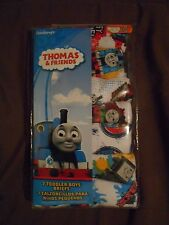 NEW Thomas & Friends Thomas the Train Toddler Boys Briefs 7 Pack