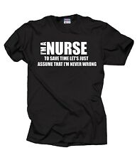 Nurse T-Shirt Gift For Nurse Profession Tee Shirt NCLEX Exam T-Shirt