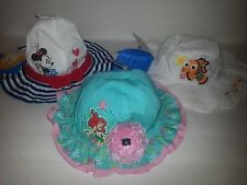 Disney Store Exclusive Nemo, Minnie Mouse or Little Mermaid UPF 50+ Swim Hat