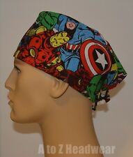 THE AVENGERS Surgical Scrub Cap Hat