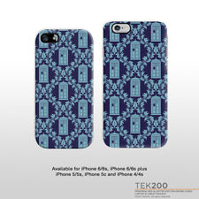 Doctor Who Tardis Wallpaper print phone case iPhone Samsung HTC One M7 097