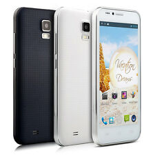 """5"""" Touch Unlocked 2Core Android 4.2 WIFI 3G GPS Smart Cell phone Straight Talk"""