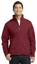 Port Authority Men's Waterproof Open Cuffs Welded Soft Shell Jacket. J324