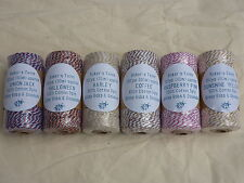 Bakers Twine 100 Yards (90 metres) Five Available Colours