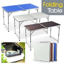Outdoor Sports Portable Aluminum Camping Picnic Folding Dining Table 4FTx 2FT