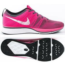 Nike FLYKNIT TRAINER+ 532984 611 - New Mens - Womans Pink Running Shoes Sneakers