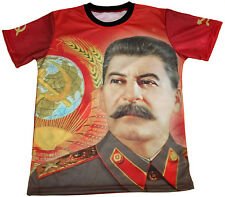 Joseph Stalin Иосиф Сталин - Sided All Over Sublimation Print T-Shirt