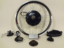 """Ebikeling Electric Bicycle Conversion Kit 48V 1000W 26"""" Rear Direct Drive ebike"""
