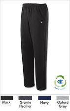 Champion Men's Open Bottom Long Sweatpants - Style P2469