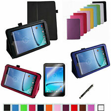 "Folio 2-Folding PU Case+Pen+Film for 8"" Hisense Sero 8 E2281 Android Tablet PC"