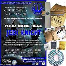 STAR WARS JEDI KNIGHTSPECIAL CHRISTMAS GIFT FOR MUM OR DAD