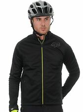 Fox Black 2014 Bionic LT Trail 10000mm Softshell Waterproof MTB Jacket