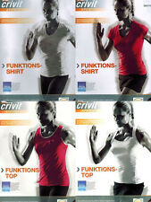 Function shell polyester spandex Crivit Sports for all sports