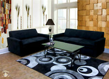 Sofa couch loveseat Brown Red Black New Sofa Set