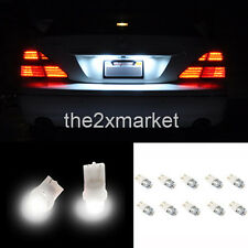 Hot-sale 12V White LED Light Car Bulbs T10 656 1250 1251 W5W License Plate Light