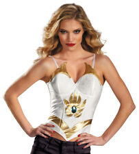 Juniors TV Show He-Man Masters Universe She-Ra Princess Warrior Costume Bustier