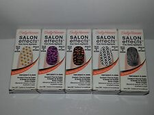 Sally Hansen Salon Effects Real Nail Polish Strips Halloween Designs - You Pick