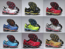 2014 New Mizuno Wave Prophecy 2 Running Hot Men Shoes US7.5-11.5