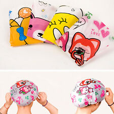 Cartoon Waterproof Health Care Elastic Band Shower Cap Hat Bath Hair Cover