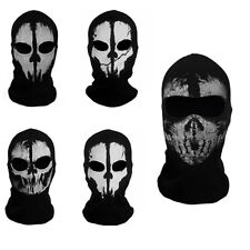 Balaclava face skull mask ghost skateboard Hood Costume Call of Duty Top Sales