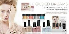 CND Gilded Dreams Kollektion - Shellac, Vinylux, Additives und Lotions