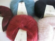 Rowan Kidsilk Haze 25g VARIOUS SHADES 70% kid mohair 30% silk 2ply