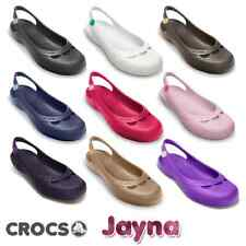 Crocs Genuine Ladies Jayna .... 9 colours all sizes available!!!!