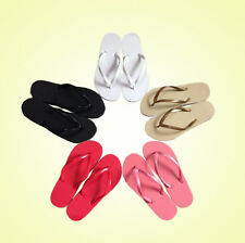 FLIP FLOPS NEW LADIES WOMENS GIRLS BEACH JELLY FLIPFLOPS SANDALS SHOES ALL SIZES