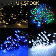 Waterproof 12M 100 LED USB Garden Fairy String  Light Indoor Party Xmas Outdoor