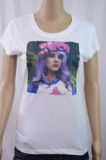 Lana Del Ray Women Pastel Goth Grunge Harajuku Urban Flower Crown Purple Fashion