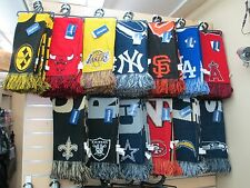 Official NFL Wordmark Scarf by Forever Collectibles : Pick Your Team