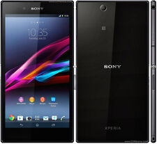 NEW SONY XPERIA Z ULTRA 16GB BLACK/ C6802 UNLOCKED ANDROID SMARTPHONE