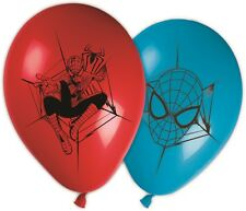 The Amazing Spiderman 2 Party Latex Balloons 4-48pk