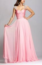 New Formal Long Evening Ball Gown Party Prom Bridesmaid Dress Stock Size 2-16