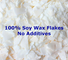 100% Soy Wax Flakes Candle Making Supplies Cosmetic Grade GW 415