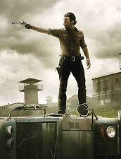 The Walking Dead Giant Poster - A0 A1 A2 A3 A4 Sizes