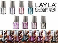 LAYLA Mirror effect nail polish lacquer - Many colors