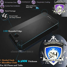 New 9H Premium Tempered Glass Screen Protector Film for Cover Case Phone Other