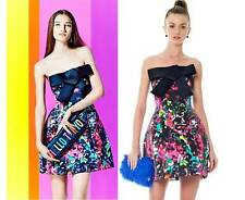 AUTH $698 Kate Spade New York Madison AVE collection cyber floral ellery dress