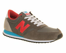 Mens New Balance U420 GREY ST Trainers Shoes
