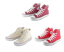 CONVERSE ALL STAR Hi New Genuine Canvas Shoes Trainers Sneakers  Men & Women 80