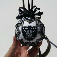 NEW Handcrafted Quilted NFL Christmas Ornaments, YOUR CHOICE, Must Have!!!