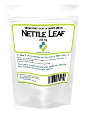 Nettle Leaf capsules hay fever, eczema, asthma & prickly heat Lindens