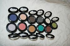 MAC  Eye Shadow** CHOOSE YOUR COLOR**  NEW IN BOX 100% AUTHENTIC