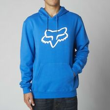 Fox Racing Legacy Fox Head Pullover Hoody Blue